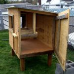 Easy chicken house plans