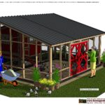 Help guide to designing the right chicken house -