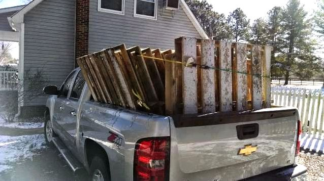 Free Wood Pallets