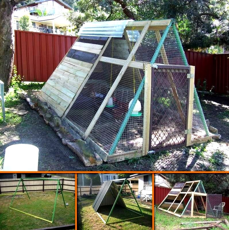 10+ diy backyard chicken house plans and tutorial be extremely