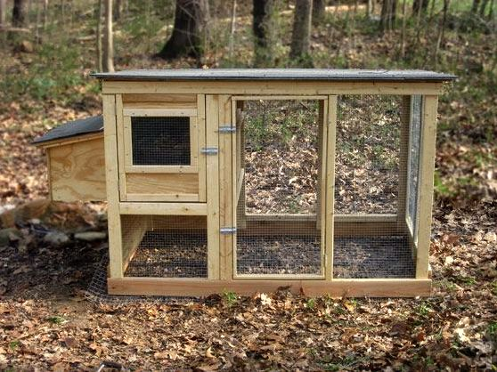 Diy chicken house: it is not as hard as you may think Construct the fundamental frame from