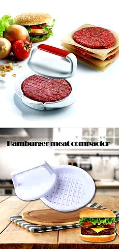 For any healthier, tastier hamburger, skip supermarket patties and grind your personal meat Your Personal Meat    The